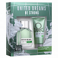 Benetton United Dreams Men Be Strong Набор