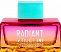 Antonio Banderas Radiant Seduction Blue For Women Antonio Banderas