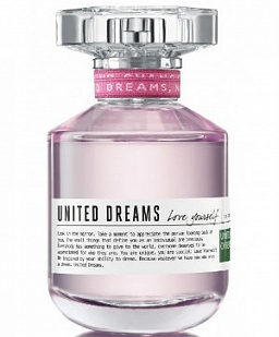 Benetton Benetton United Dreams Love Yourself