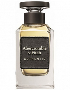 Abrecrombie & Fitch Abrecrombie & Fitch Authentic Man