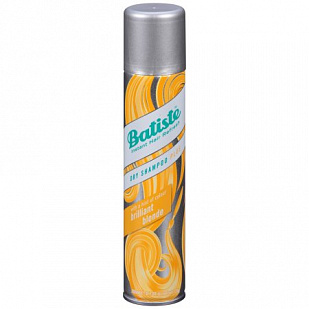 Batiste Brilliant Blonde Dry Shampoo Plus with a Hint of Colour - Сухой шампунь для светлых волос