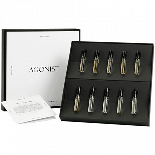 Agonist Agonist 10 vial sample collection